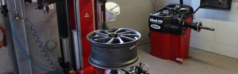 Automatische Reifenmontiermaschine bis 30 Zoll